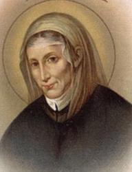 Santa Catalina de Génova, viuda