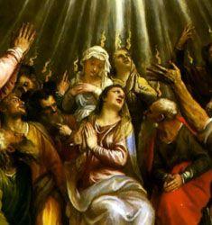 Pentecostés (Tiziano Vecelli)